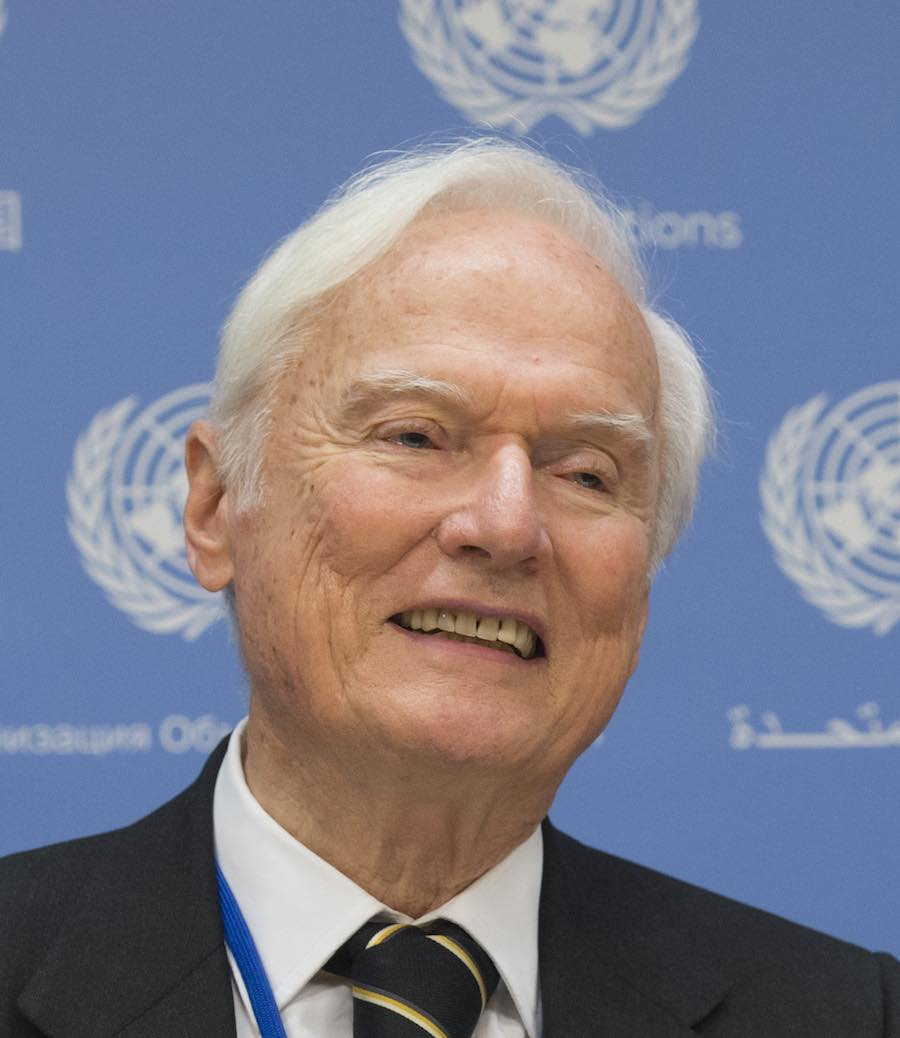 Press briefing by Mr. Idriss Jazairy, Special Rapporteur on the negative impact of unilateral coercive measures on the enjoyment of human rights.