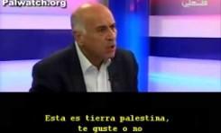 "Jibril Rajoub: ""Eh, tú Netaniahu, perro invasor..."""