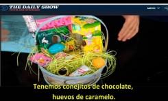 Jon Stewart: ¡Semana Santa cristiana versus las Pascuas judías!