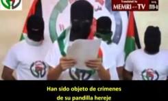 """Jóvenes Palestinos: """"Afuera el Hamás opresor"""""""