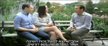 Judíos a favor de la destrucción de Israel (BDS)