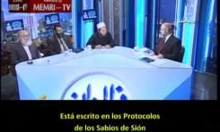 La oposición egipcia y los Protocolos de los Sabios de Sión