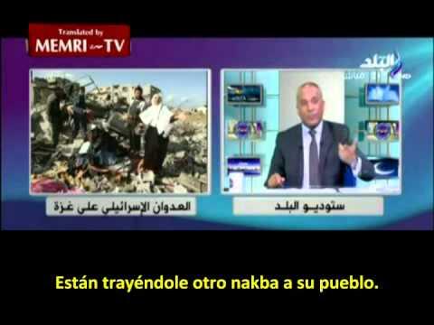 La televisión egipcia arremete duramente contra el Hamás