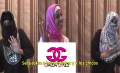 """Las niñas de Gaza cantan """"Matemos a todos los Judíos"""""""