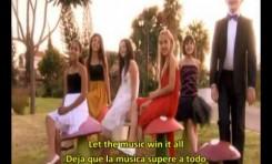 Let the music win -- Deja que la música triunfe (subtitulado en castellano)