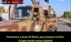 Libia: Implementan la ley del látigo