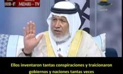 """""""Los judíos están detrás de todas las catástrofes del mundo"""""""