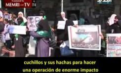 Los Palestinos festejan el terrible atentado contra la Sinagoga