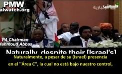 Mahmud Abbas ataca a los secuestradores de los 3 israelíes
