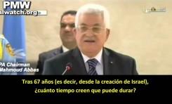 Mahmud Abbas: ¿Hasta cuándo seguirá la ocupación israelí de 1948?