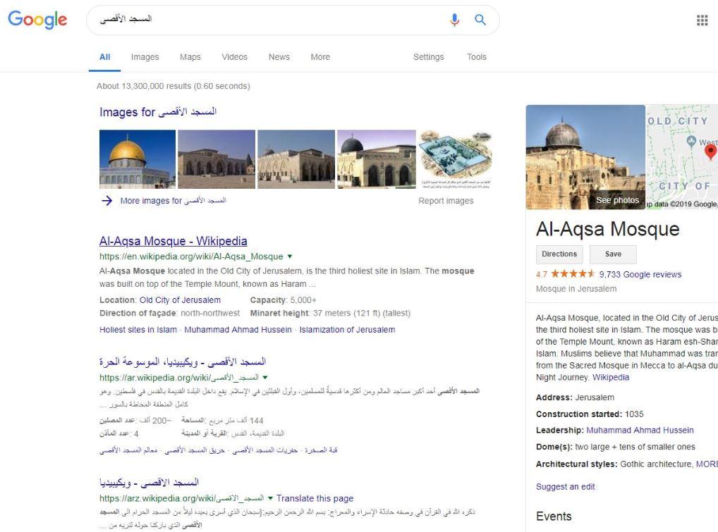 Religiosidad árabe y apoyo a los palestinos – Por Profesor Hillel Frisch