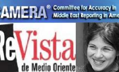 """Masha Gabriel (Camera) – """"A diferencia de los medios norteamericanos, los españoles no aceptan públicamente sus errores hacia Israel"""""""