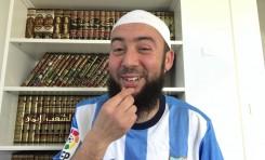 """Predicador en español: """"El Establecimiento de un Estado Islámico y la Shaarya en Europa son peligrosas"""""""