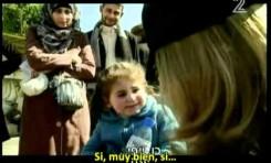 Médicos Israelíes colocan audífonos gratis a Palestinos