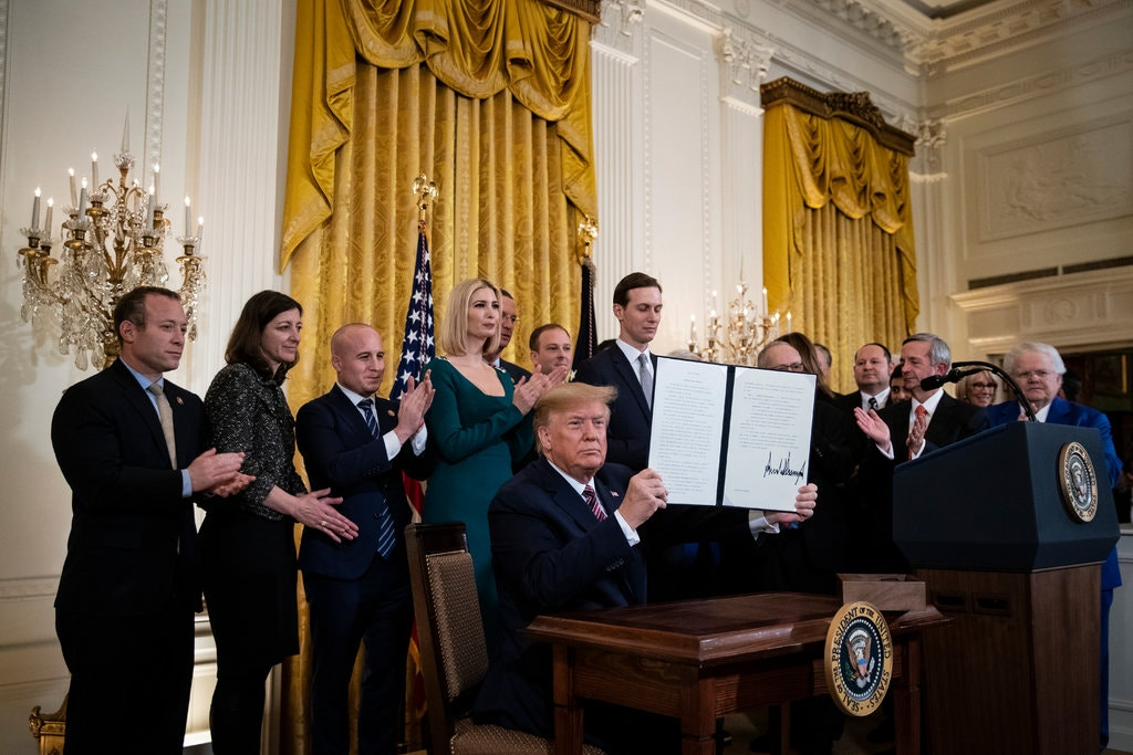 La orden ejecutiva de Trump tiene una base legal firme – Por Daniel Hemel (The New York Times)