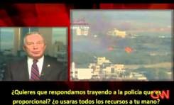 """Michael Bloomberg lo expresa sin tapujos: """"¡Todo para combatir al Hamás!"""""""
