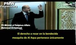 """Ministro Autoridad Palestina: """"El muro de los Lamentos es palestino únicamente"""""""