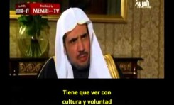 Ministro de Justicia Saudita explica porque las mujeres no conducen