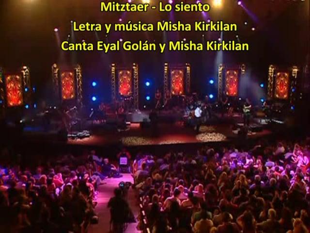 Mitztaer - Lo siento (subtitulado en catellano)