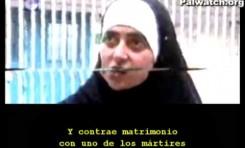 Mujer suicida lamenta no haber podido cumplir su misión