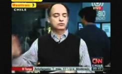 Nibaldo Mosciatti (Chile) 10 Mentiras y 1 declaración antisemita en menos de 3 minutos