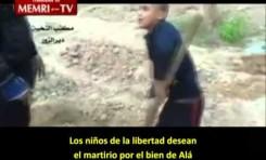 """Niño Sirio: """"Estoy cavando mi propia tumba…"""""""
