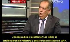 Novelista egipcio Youssef Ziedan: Nuestros políticos maldicen a Israel para ganar popularidad