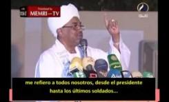 Omar el Bashir justifica a los asesinos de Darfur