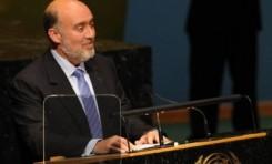 En 200 palabras: El enviado israelí insta a la acción de la ONU para detener el fuego de Siria