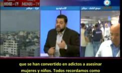 Osama Hamdan (Hamás) copia calumnias rituales antisemitas de la edad media