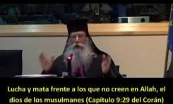 """Padre Samuel Boniface: """"Amamos a Israel, los cristianos no son perseguidos alli"""""""