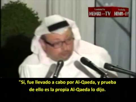 """Periodista Saudita: """"Fue un invento la participación judía en el 11/9"""""""
