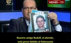 Periodista sueco-argelino negador del Holocausto
