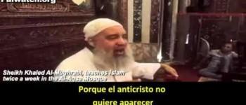 Predicador de la Mezquita de Al-Aqsa: Los judíos le rinden culto al diablo y serán exterminados