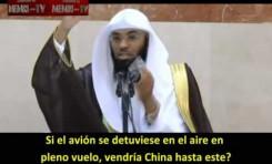 Predicador saudita demuestra: La tierra no gira alrededor de sí misma