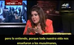 Presentadora egipcia: Matar a judíos lo puedo entender... ¿pero a los nuestros?