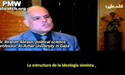 Profesor de Universidad de Gaza: La religión judía permite robar y matar a los gentiles