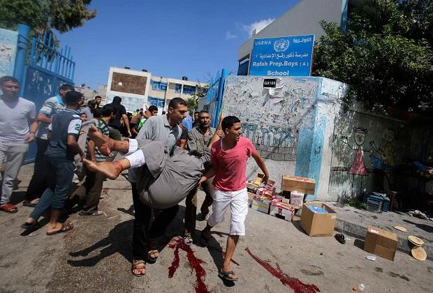 CPI (Corte Penal Internacional): Los palestinos cometieron Crímenes de Guerra por disparar cohetes contra Israel – Por Herb Brandon