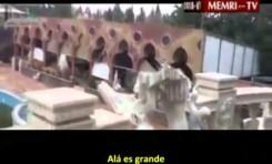 "Rebeldes sirios rompen estatuas ""paganas"""