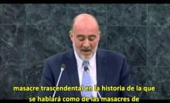 Ron Prosor (Israel): Discurso brillante del embajador en la ONU