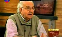 Saad Chedid (Argentina) 11 mentiras y 8 frases antisemitas en 9 minutos