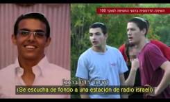 Se publica la llamada espeluznante realizada mientras 3 jóvenes israelíes eran secuestrados