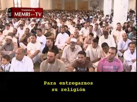"Sermón en Benghazi (Libia):""Nuestra ira contra quien ofende a profeta"""
