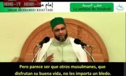 Sermón en Montellier (Francia) el día del mega-atentado – Así habla un radicalizador en occidente