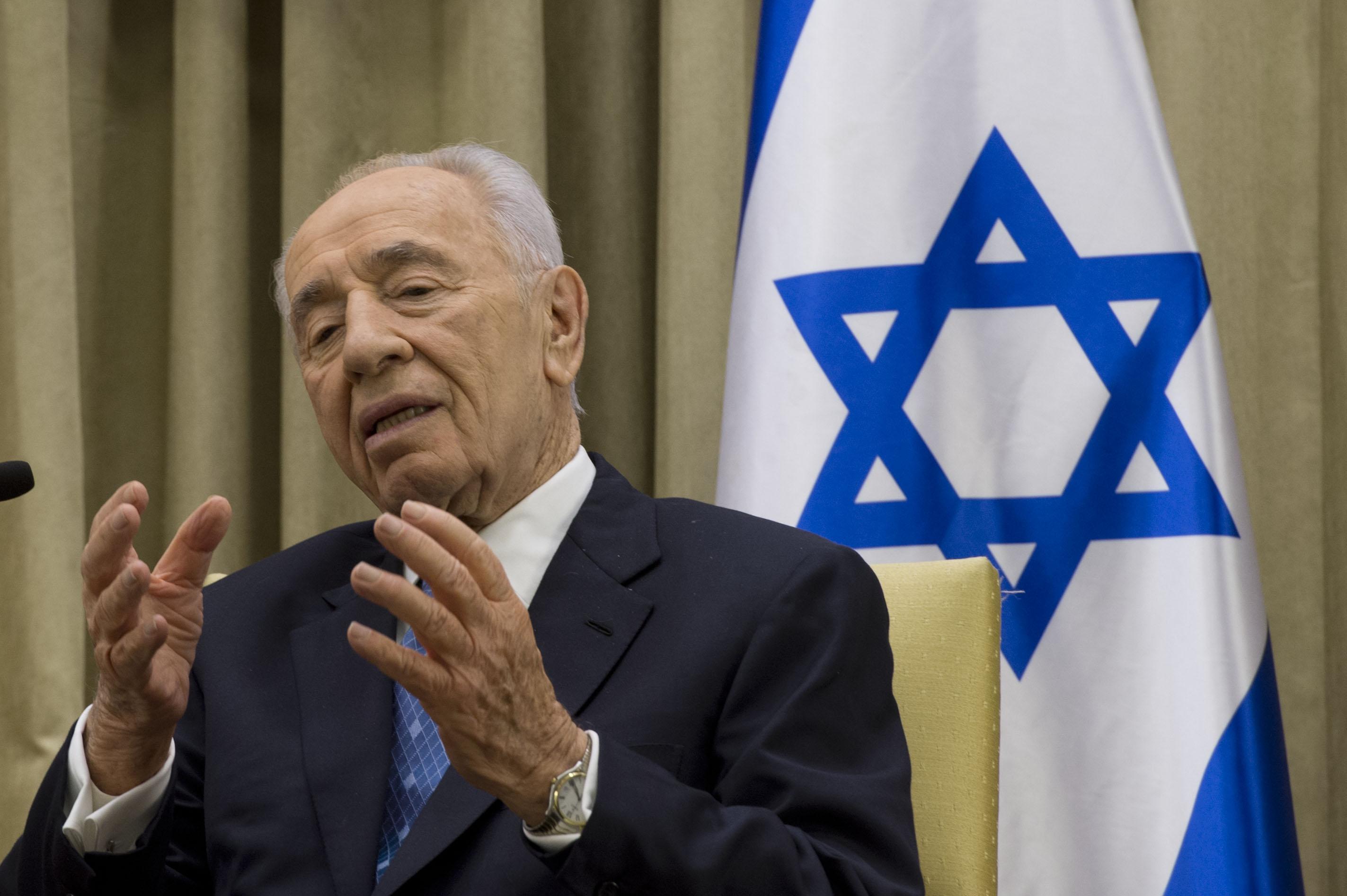 La falla de Shimon Peres – Por Beatriz W. de Rittigstein