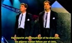 Shir Ha-Batlanim – Canción de los vagos (subtitulado en castellano)