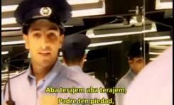 Shirat Ha-Stiker - Canción de la calcomanía (subtitulado en castellano)