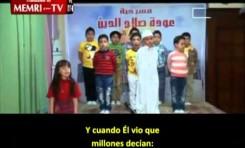 Teatro para niños en Egipto