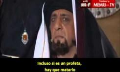 Telenovela antisemita Kheybar - fragmentos