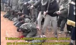 Terrible ejecución de cristianos en Siria (marzo 2014)